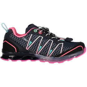 CMP Campagnolo Altak WP Trail Shoes Kids navy-pink fluo-a.marina